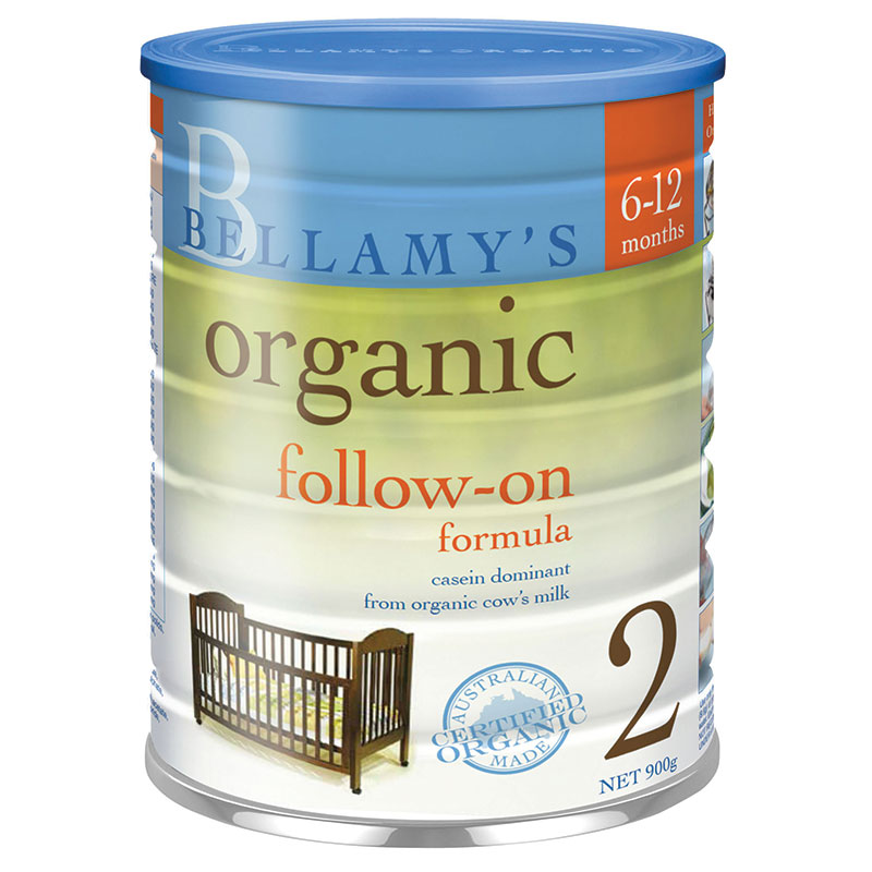Sữa Bellamy's Organic follow-on Số 2