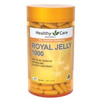 Sữa ong chúa HEALTHY CARE Royal Jelly