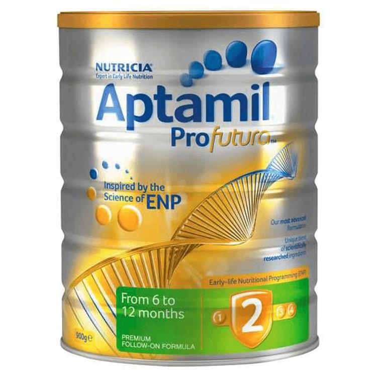 Sữa Aptamil Profutura Số 2 Úc - 900g