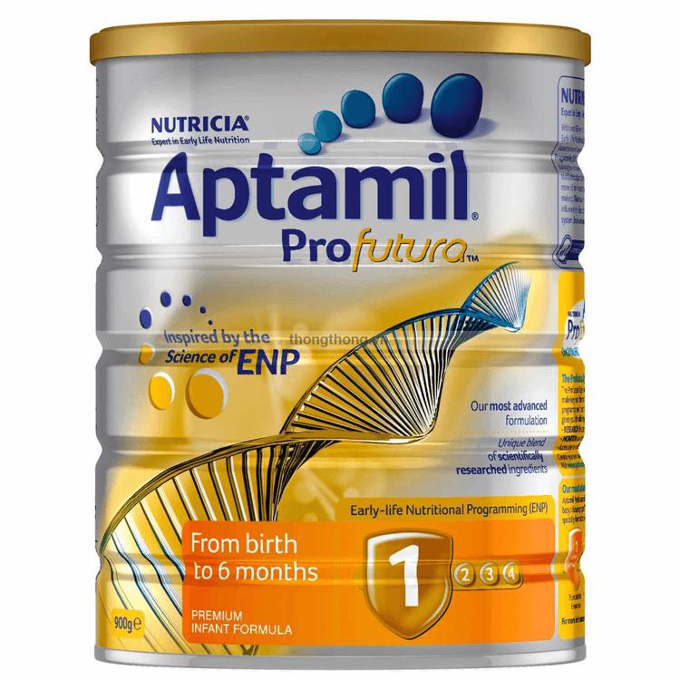 Sữa Aptamil Profutura Số 1 Úc- 900g