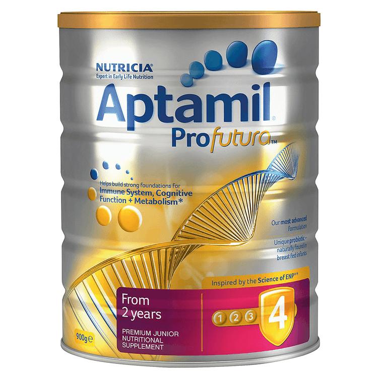 Sữa Aptamil Profutura số 4 Úc - 900g