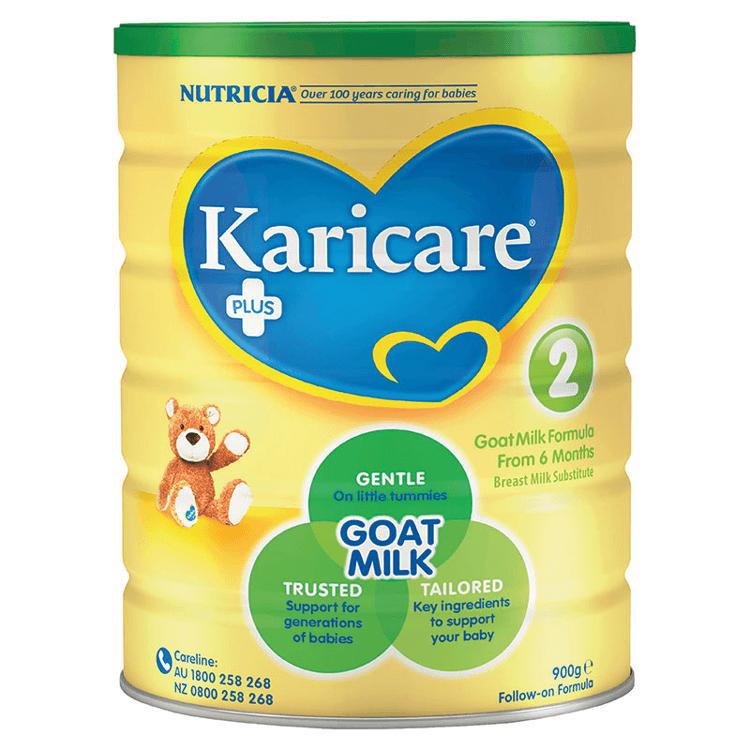 Sữa bột Karicare Goat Milk Số 2