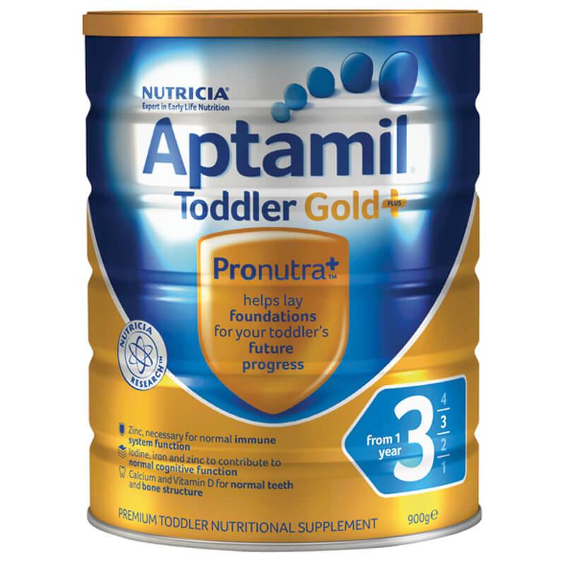 Sữa Aptamil Gold Plus số 3 - 900g