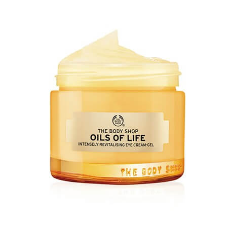 NEW! OILS OF LIFE™ INTENSELY REVITALISING EYE CREAM-GEL