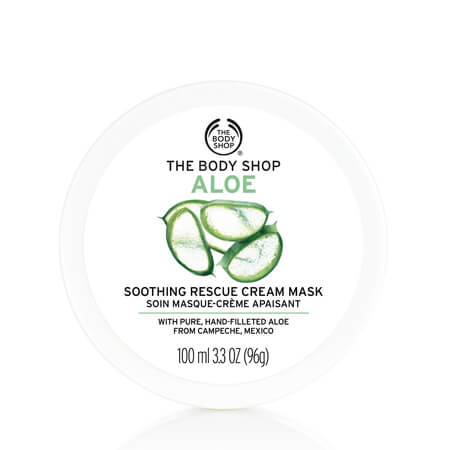 ALOE SOOTHING RESCUE CREAM MASK