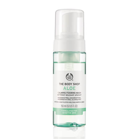 ALOE CALMING FOAMING WASH