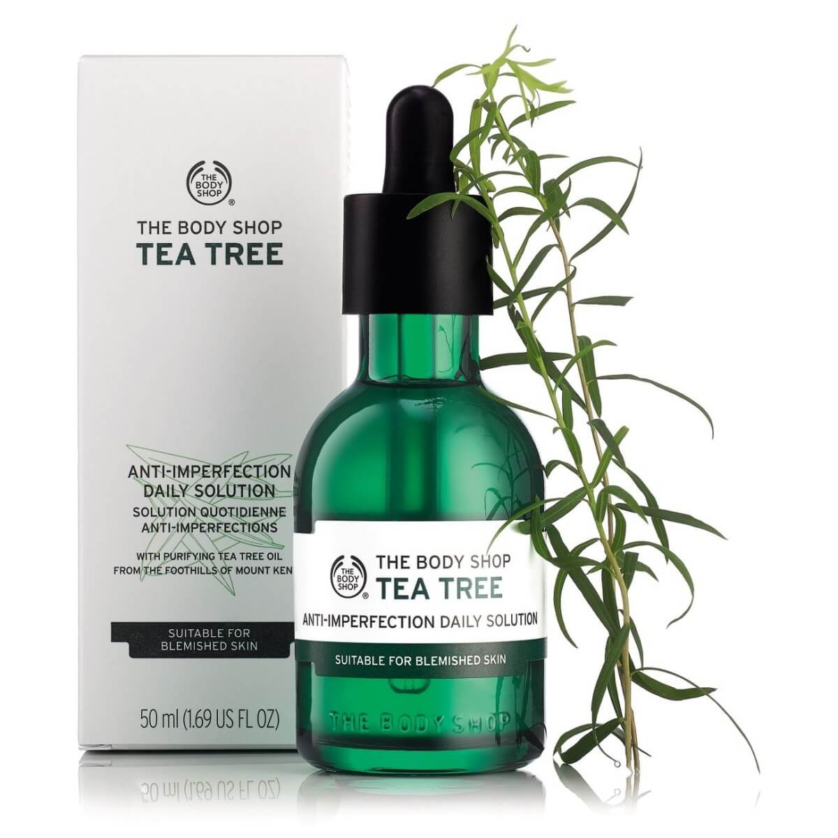 TEA TREE SKIN CLEARING DAILY SOLUTION