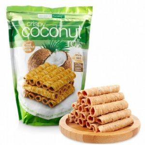 Bánh quế dừa