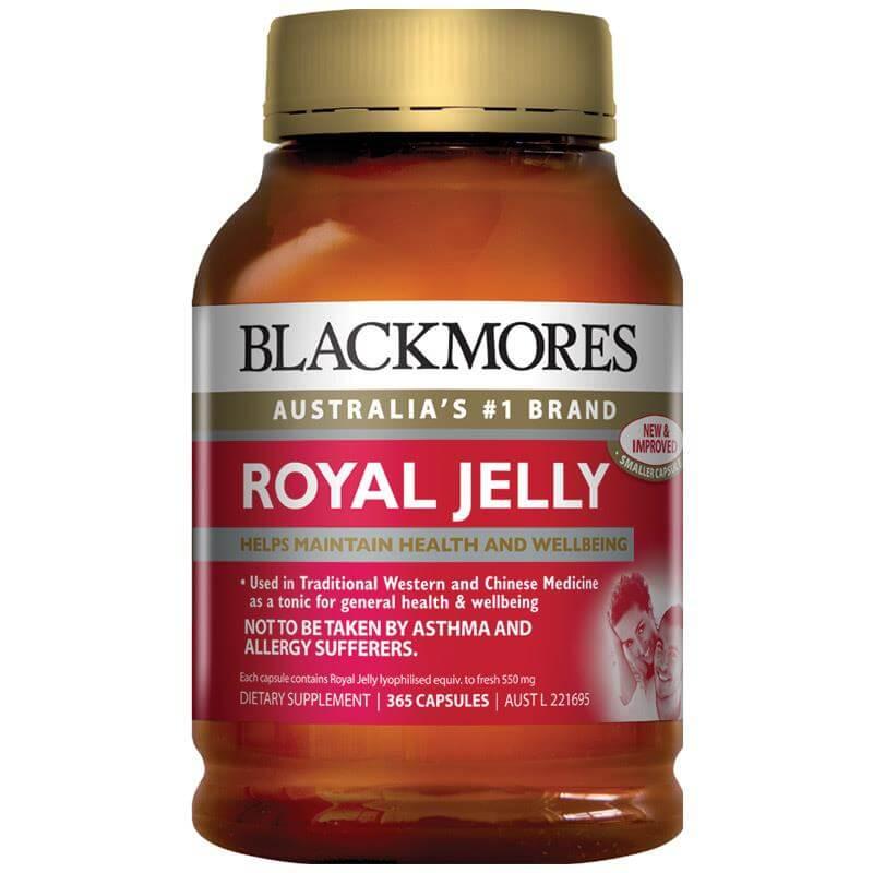 sữa ong chúa blackmore