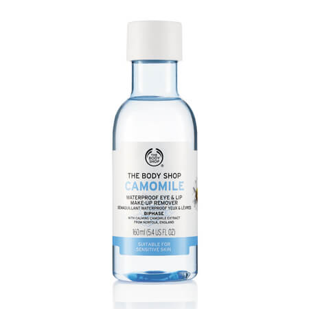 CAMOMILE WATERPROOF EYE MAKE-UP REMOVER