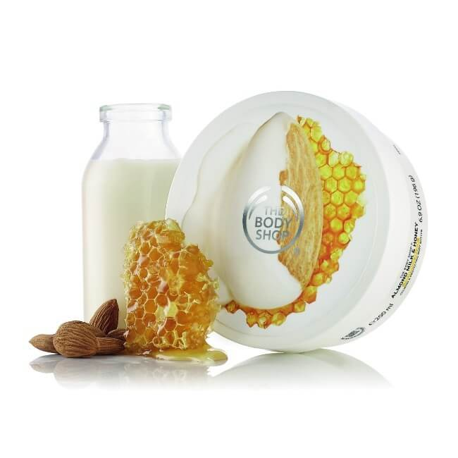 ALMOND MILK & HONEY SOOTHING & RESTORING BODY BODY BUTTER