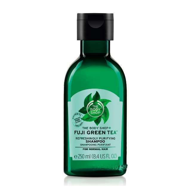 FUJI GREEN TEA™ REFRESHINGLY PURIFYING SHAMPOO