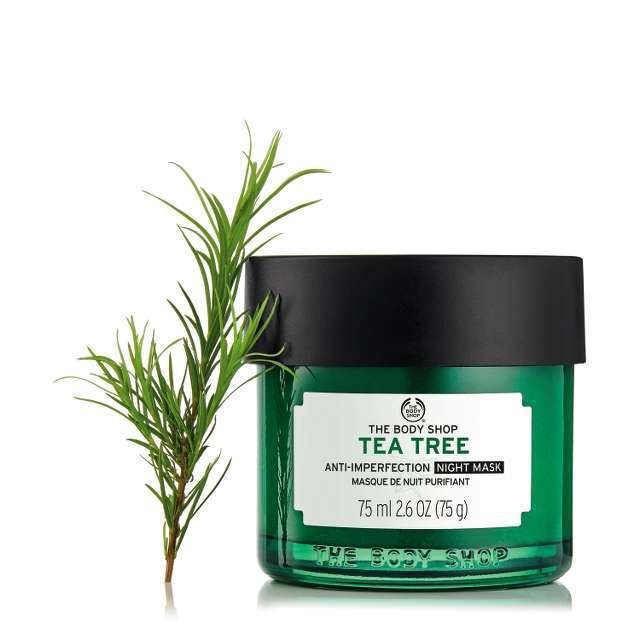 TEA TREE ANTI-IMPERFECTION NIGHT MASK
