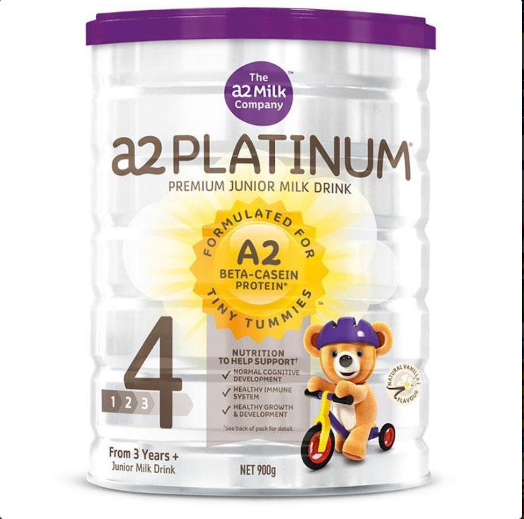 A2 platinum 4